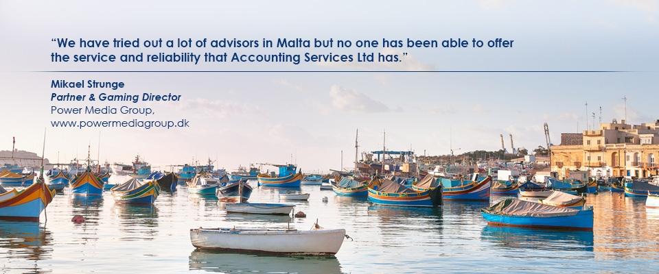 company formation Malta